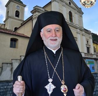 Messaggio Quaresimale dell'Eparca degli Albanesi dell'Italia Continentale