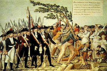La Rivoluzione Francese e la Repubblica Partenopea