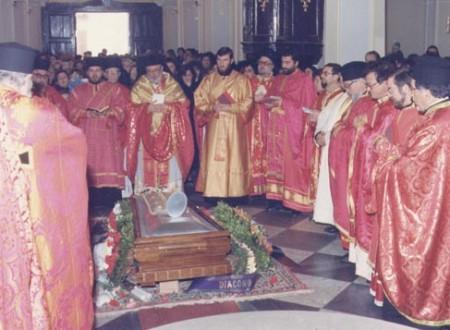 Arberia, quando i morti si confondono con i vivi – Commemorazione dei defunti secondo il Rito Greco Bizantino